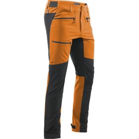 Haglöfs Rugged Flex Pantalones Hombre, desert yellow/true black